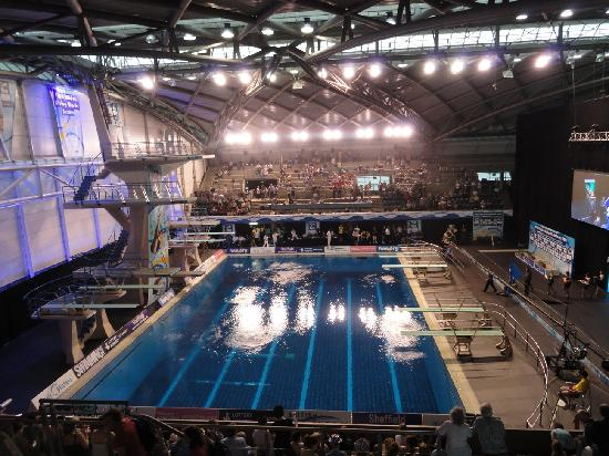 Ponds Forge International Sports Centre: Ponds Forge, Sheffield
