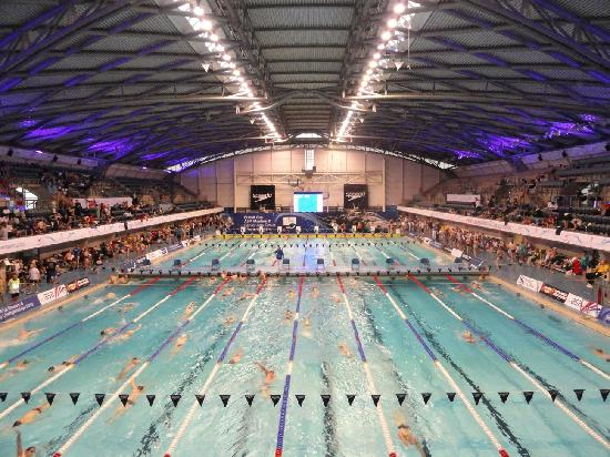 Ponds Forge International Sports Centre: Competition Pool - Ponds Forge, Sheffield