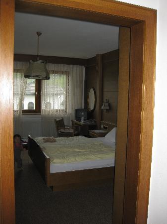 Gasthof Pension Sauling: Doppelzimmer