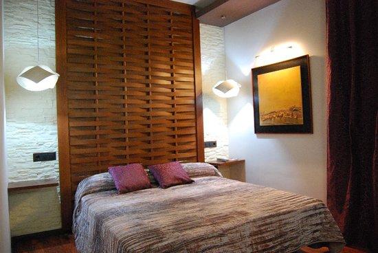 Hotel Villa de Setenil: Habitación