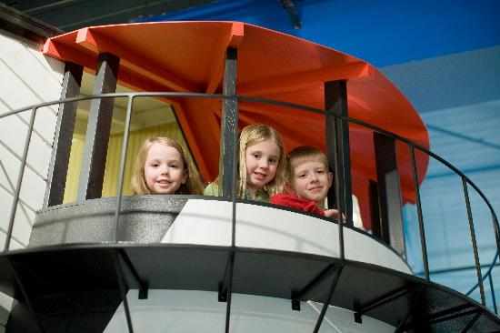 Great Lakes Children's Museum : Lighthouse
