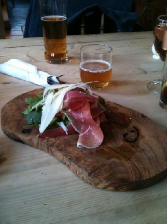 The Dolphin Inn: food from heaven