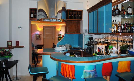 Piccolo Grand Hotel: bar