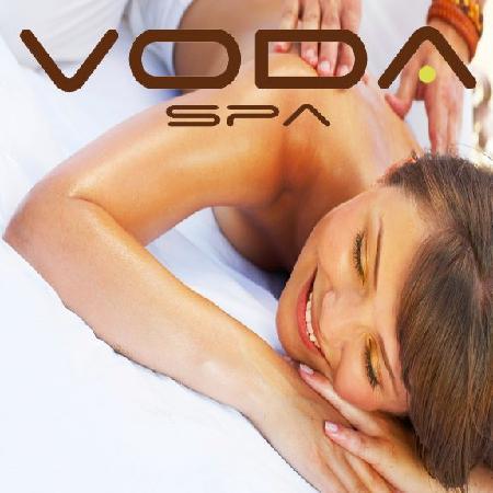 Voda Spa: Signage