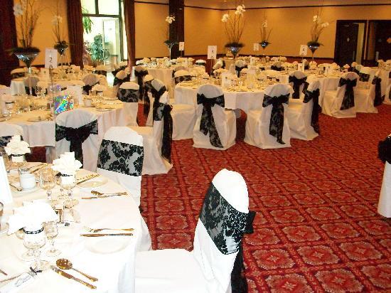 Cedar Court Hotel Bradford: Rowan Suite