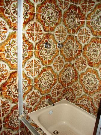 Hotel Nututun Palenque: Salle de bain