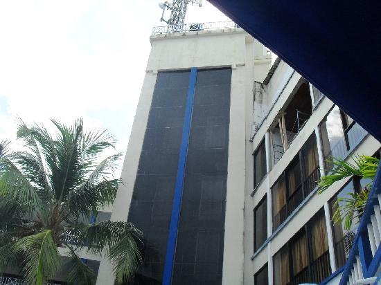 Sol Caribe San Andres : ascensor panoramico