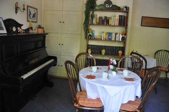 Hotel Villa Kisseleff: Klavierspieler sind willkommen!