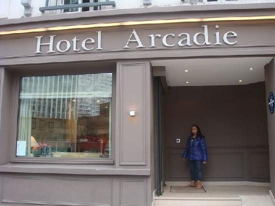 写真ホテル アルカディー枚