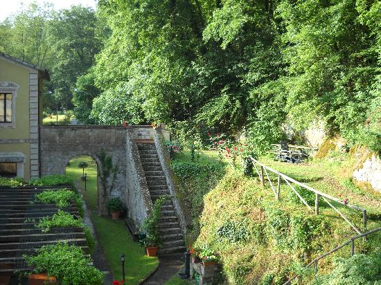 Hotel Relais Valle Orientina: giardino