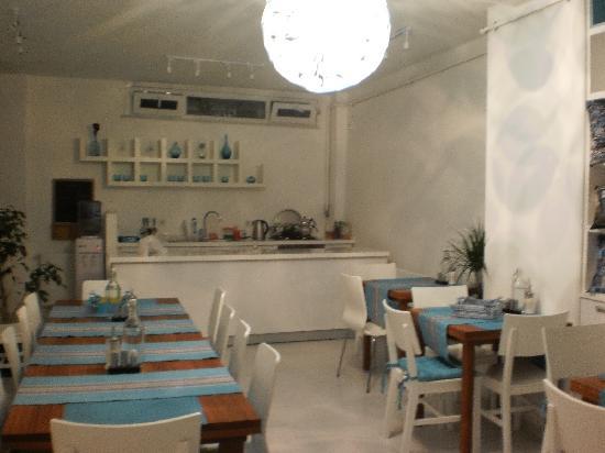 Minel Otel: lounge/restaurant