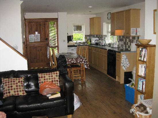 Beechtree Cottages: Kitchen/Dining area