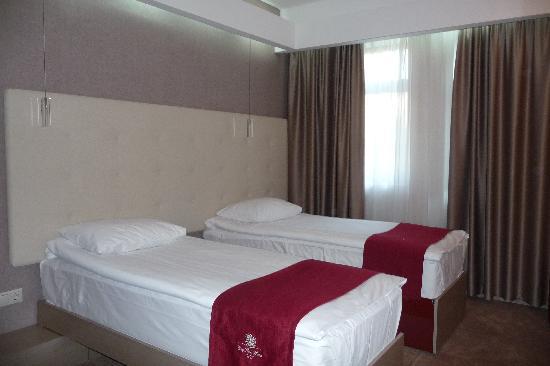 City Park Hotel: Room