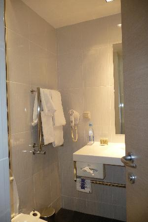 City Park Hotel : Bathroom