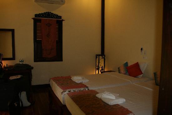 """Luang Prabang Paradise Resort: Bungalow """"deluxe"""""""
