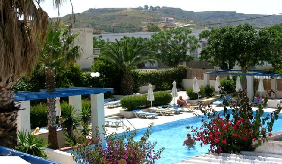 Nissia Kamares Hotel Apartments: Nissia Kamares