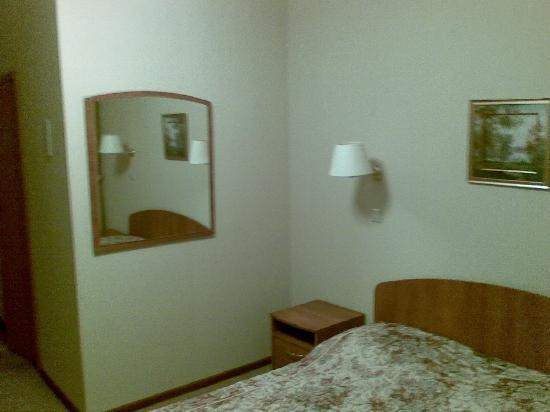 Vostok Hotel: room 331