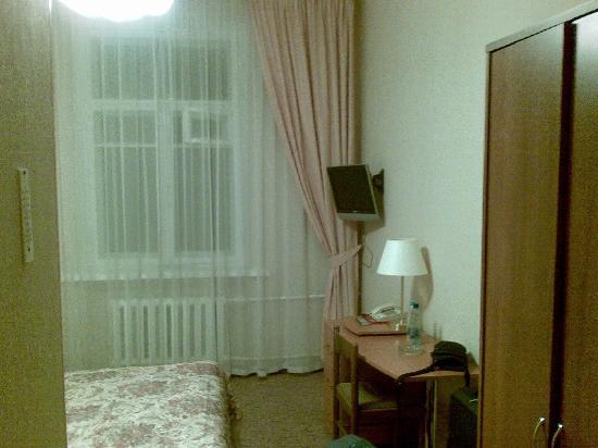 Vostok Hotel: TV LCD