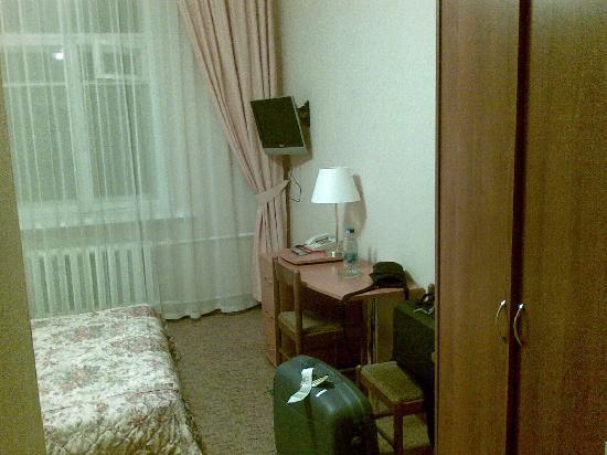 Vostok Hotel: room 313