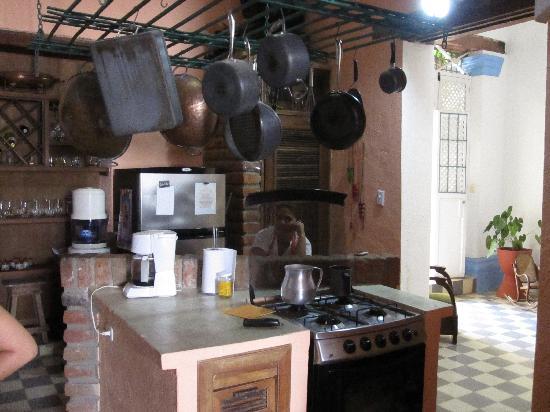 La Casa: cocina