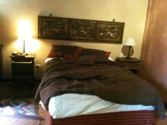 All Suite El Marques de Antigua: best part of all was the huge bed! :)