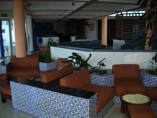 Hotel Tarik : bar, vintage