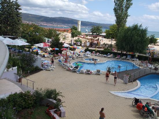 LTI Neptun Beach Hotel: Pool Area