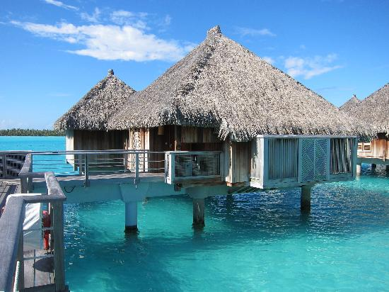 The St. Regis Bora Bora Resort: Bungalow 325