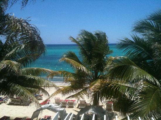 Royal Decameron Montego Beach : View from our room!!!