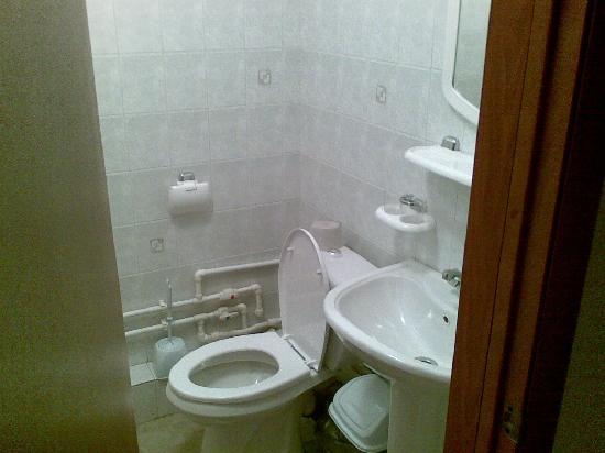 Hotel Dinamo: Bagno