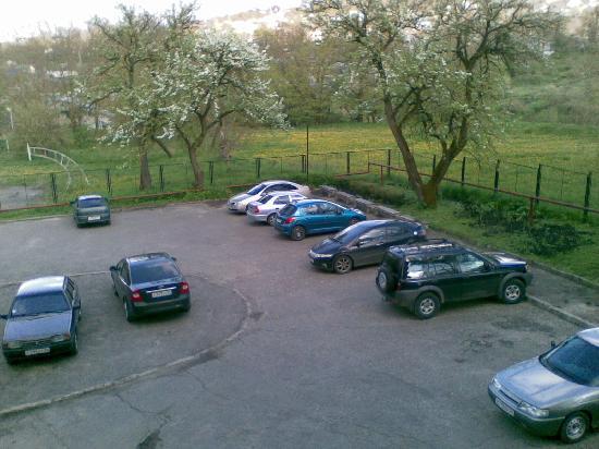 Hotel Dinamo: Parcheggio gratuito