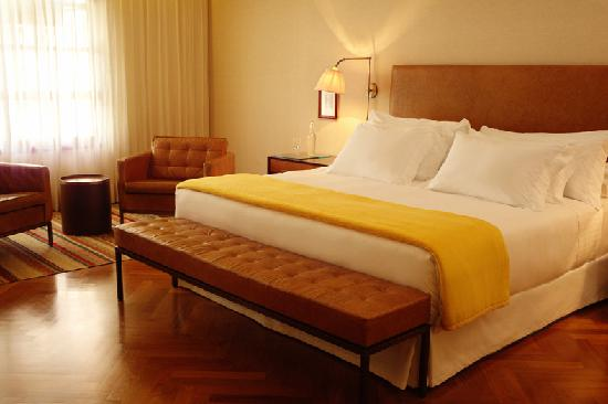 Hotel Fasano São Paulo: Deluxe Room