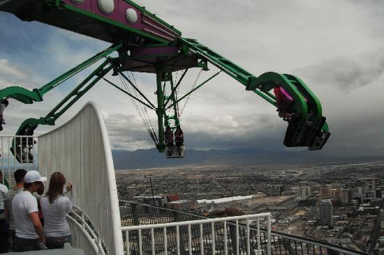 Optional Ride On The Roof Picture Of Stratosphere Hotel