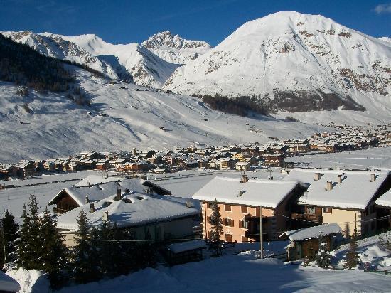 Baita Montana Spa Resort: veduta dalla camera