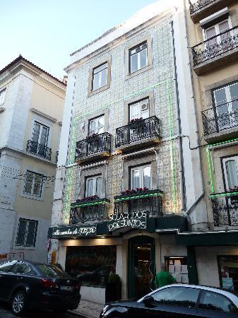Solar dos Presuntos (Lisbon, Portugal)