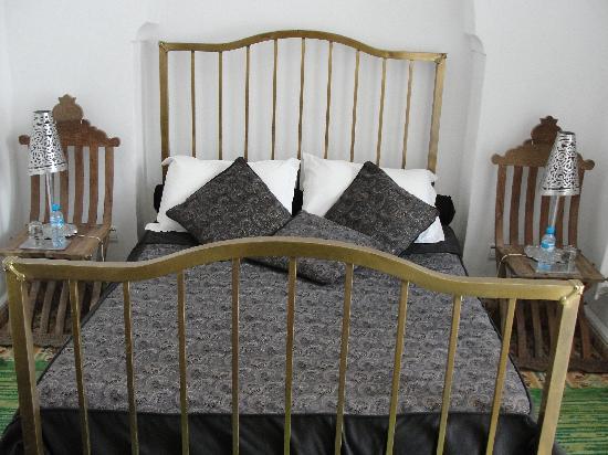 Riad Malaika: Bedroom