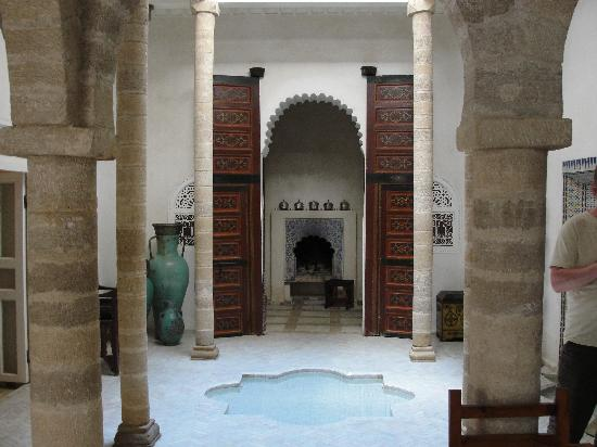 Riad Malaika: Riad Entrance
