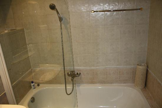 Residenza dei Quiriti : bañera del baño
