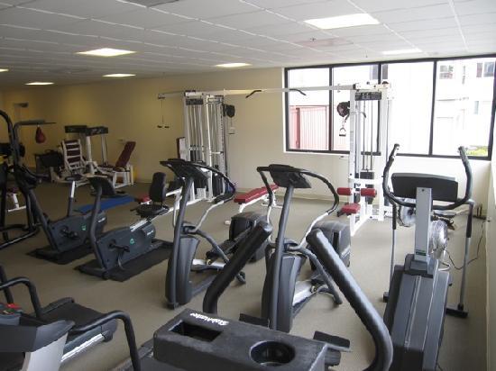 University Club: Fitness Center