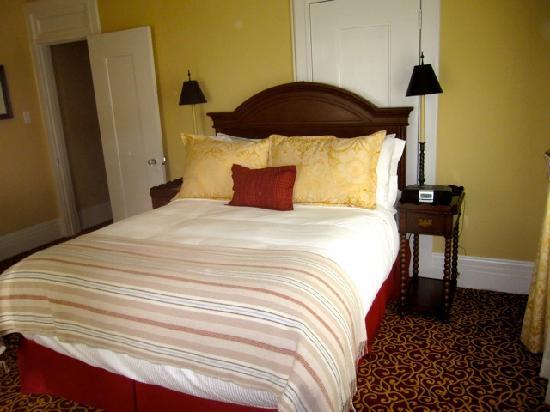 University Club San Francisco: Suite Bedroom