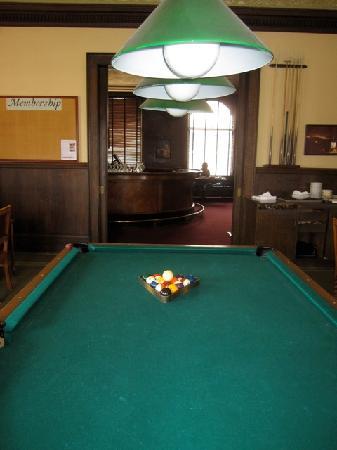 University Club San Francisco: Game Room
