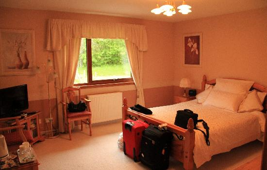 Tigh na Bruaich Bed & Breakfast: Double Bed Room