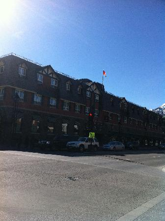 Mount Royal Hotel : The hotel