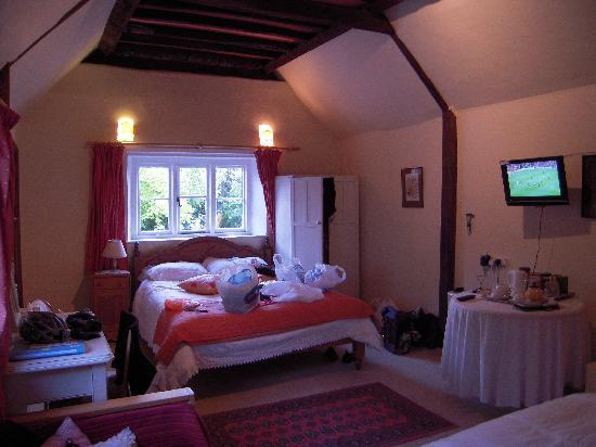 Fyfield Manor: The Nursery