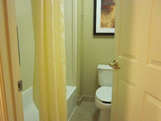 Homewood Suites by Hilton Raleigh-Durham AP / Research Triangle: Bathroom
