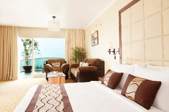 Sea Links Beach Hotel: Deluxe Room