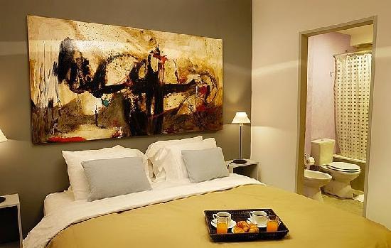 Palermo Hollywood Wine Suites: Syrah Suite