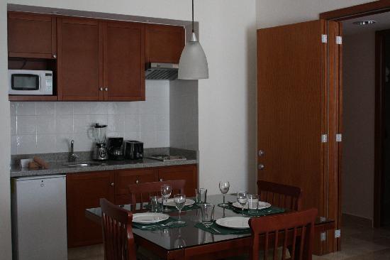 Mayan Palace Acapulco: Cocina master suite