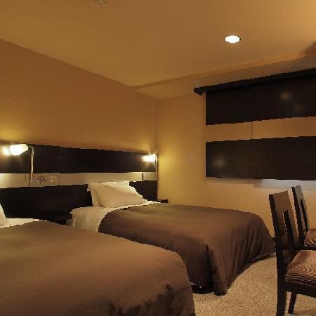 Fukui Hotel: ツインルーム