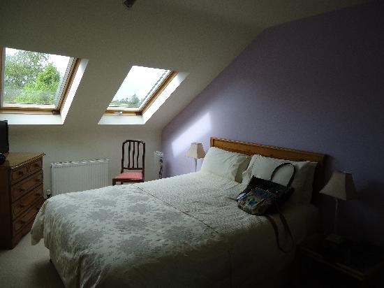 Woodlands House: Our room